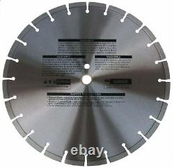 20 Diamond Blade For Masonry Table Saw Electric Or Gas (buy 5 Get 1 Free)