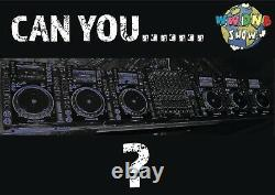 6 Cdj 2000 Nxs2 & Djm V10 Studio Hire For Dj's Get In Contact All Dj's Welcome