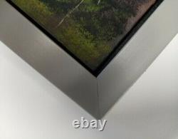 Any Size Floating Picture Frame for Stretched Canvas, Canvas Boards 3D Picture