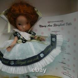 Artist Dianna Effner's Nancy Ann Storybook Doll Robert Tonner Forget Me Not #4