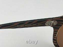 Blinde by Richard Walker forget about me BRZ Brown sunglasses 63-16-123
