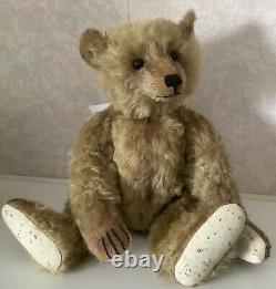 Bokko Hipkin by Forget-Me-Not Bears Wiltshire Sisters OOAK 2021