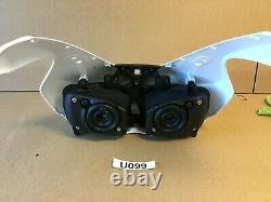 Buy Unpainted Upper Fairing Get Headlight Free For Honda 2006 2007 CBR1000RR