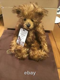 Charlie Bear Forget Me Not Limited Edition Retired Rare Hard To Find