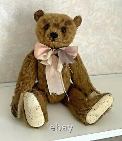 Dunley by Forget-Me-Not Bears OOAK Artist Bear