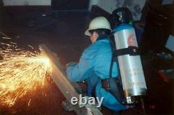 FORGET VICTOR & Acetylene REAL MEN cut with GASOLINE & SupaCut Torches