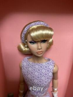 Fashion Royalty Poppy Parker Forget me Not Platinum NRFB Free Shipping Worldwide