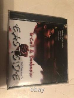 G-CELL & BOOBONIC Don't Forget About The Eastside og g-funk L. A. Rap rare cel