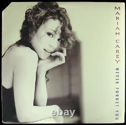Mariah Carey Never Forget You 1994 12 Vinyl 5 Tracks R&b Rare Htf Sealed