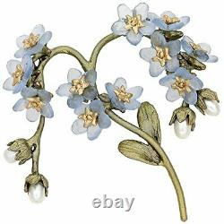 Michael Michaud Forget-Me-Not Pin 5969