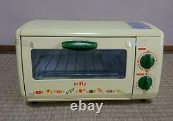 Miffy Oven Toaster difficult to get New Not for sale Fuji Baking Winner japan