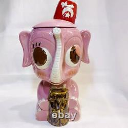 Munktiki Mitch O'Connell Elephant Mug Never Forget To Get Drunk