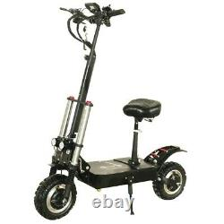 New Off Road E-Scooter 60V/3200W 50mph (Visit EnviroRides, Get It For £1,499.99)