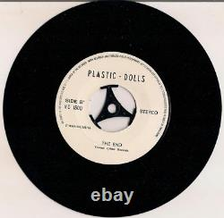 PLASTIC DOLLS 7 Don't Forget HOLY GRAIL New Wave-Minimal Synth ORG1984 PS EXTRA