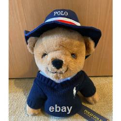 Rare Ralph Lauren Headcover For drivers Polo bear difficult to get