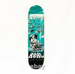Real Skateboards Never Forget Board Rare 2005