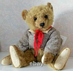Rumpti Snuckle by Forget-Me-Not Bears OOAK Artist Bear