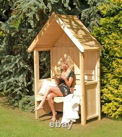 Shire Forget-me-not 4x2 Pressure Treated Arbour Seat
