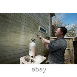 Spray and Forget Roof Cleaner 5 Gallon Concentrated Exterior Surface Treatment