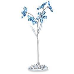 Swarovski 5490754 Flower Dreams Forget-me-not, Large 12.8x5.7x3.8CM RRP$179