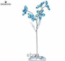 Swarovski Flower Dreams Forget-me-not MIB #5490754