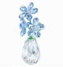 Swarovski Forget-me-not 5254325 Flower Dreams Bnib