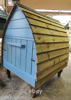 The Dog Pod Kennel / Pen Painted / Unpainted Various Sizes