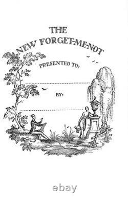 The New Forget-Me-Not A Calendar' Decorated by Rex Whistler