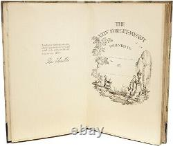 WHISTLER, Rex The New Forget-Me-Not A Calendar LIMITED EDITION SIGNED 1929