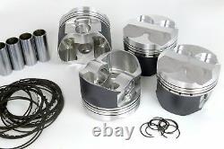 Wossner Forget Piston Kit MITSUBISHI EVO 8-9 2003- 85.92mm K9455D100