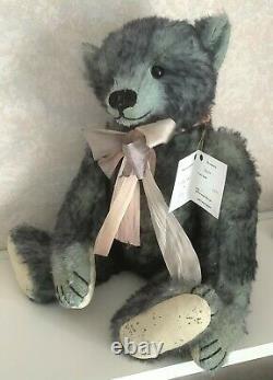 Yarlo by Forget-Me-Not Bears OOAK Artist Bear 2021